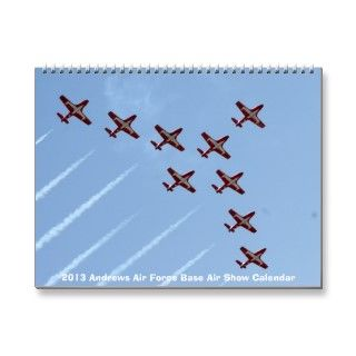 2013 Andrews Air Force Base Air Show Calendar