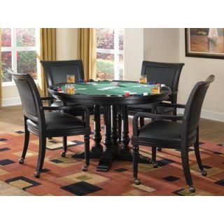 Home Styles Rio Vista Reversible Game Table in Espresso   88 5902 36