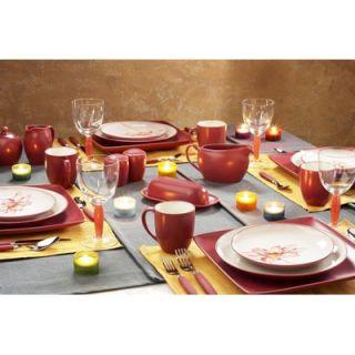 Noritake Colorwave Raspberry Dinnerware Collection   8045 Series