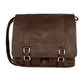 Latico Leathers Heritage Miami Laptop Messenger Bag