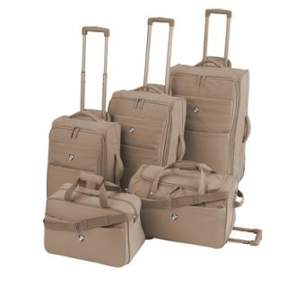 Heys USA Eco Friendly Renovo 5 Piece Spinner Luggage Set