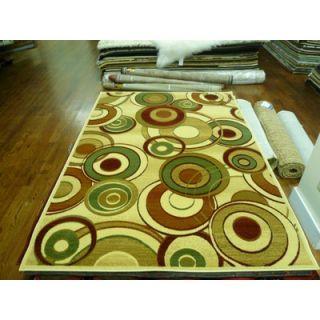 Safavieh Lyndhurst Ivory/Multi Rug