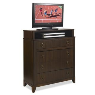 Home Styles Paris 4 Drawer Chest   5540 041