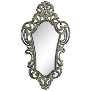 Cooper Classics Sylvia Wall Mirror in Antique Bronze