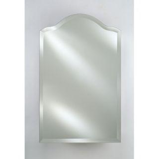 Afina Radiance Scallop Top Frameless Wall Mirror   RM   7XX