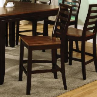 Hokku Designs Marion Acacia Counter Height Chair (Set of 2)