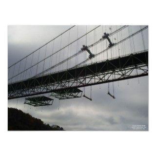 Narrows Bridge Construction 2006 2007 Poster