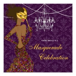 Sparkling Plum Black Masquerade Diva Announcement