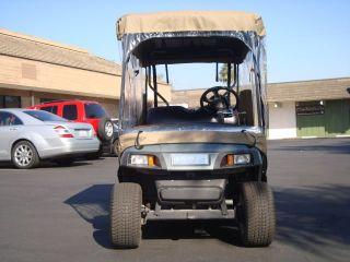 Golf Cart 4 Passenger Enclosure EZ Go EZGO Club Car DS Precedent