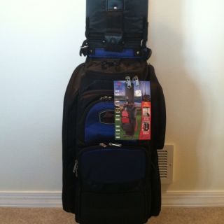 Datrek High Roller CS Golf Bag Travel Bag