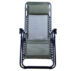 New Lounge Chairs Zero Gravity Folding Recliner Outdoor Patio Pool