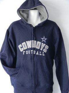 Dallas Cowboys sweat Shirt Hoodie Mens Sizes NFL Football Stitched New