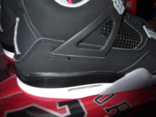 Nike Air Jordan IV Sz 10 5 DS CDP 4 XI XII XIII 2008 Space Jam Mars