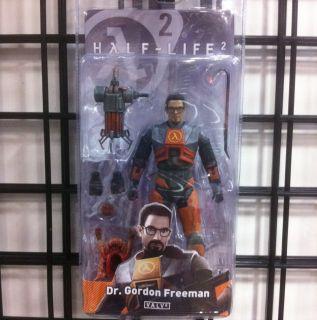 NECA Half Life 2 Dr Gordon Freeman 7 Action Figure New in Hand