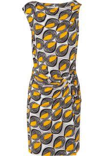 Diane von Furstenberg Jennifer printed silk jersey dress   60% Off