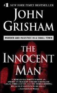 The Innocent Man John Grisham Acceptable Book