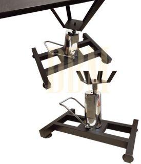 Hydraulic Dog Pet Grooming Table Adjustable Animals Cat Groom Table