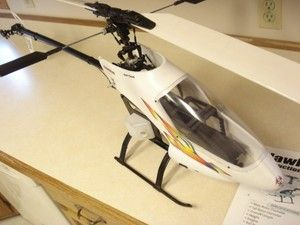Century Helicopter Products Hawk Pro 40 R C Helicopter New
