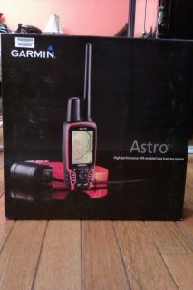 Garmin Astro 320 GPS Bundle with Collar