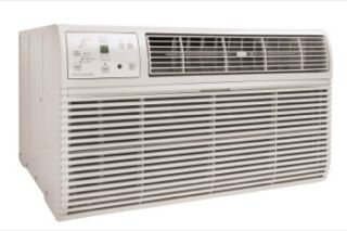 air conditioner with 10600 btu supplemental heat is perfect for rooms
