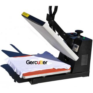 Heat Press Sublimation Machine 15x15 Gercutter