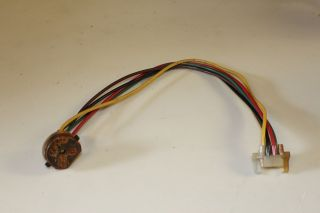 Heater A C Control Switch Vacuum Lines from A 1998 Jeep Grand Cherokee