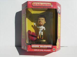 1998 Headliners XL Mark McGwire Figurine Statue Figure