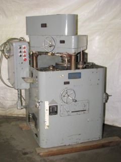 Noron Model 12 Hyprolap Double Face Fla Lapping Machine