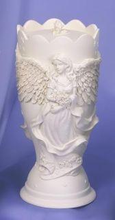 heaven sent stone angel cremation urn
