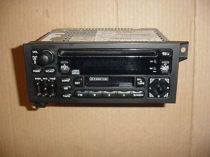 Jeep Wrangler Cherokee 96 98 Grand Cherokee Radio CD Cassette Player