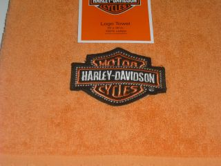Harley Davidson Towel 4 Bathrooms Comforters Sheets Golf Motorcycles