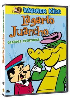 Wally Gator DVD R2 Hanna Barbera Warner Kids