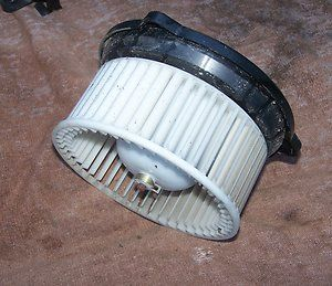 1993 1997 Toyota Corolla Heater AC Fan Blower Motor