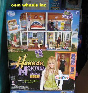 Hannah Montana Malibu Beach House Exclusive Doll