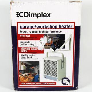 NIOB Dimplex Garage Workshop Heater 4000 Watts Heavy Duty 240V