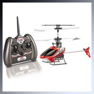 4GHz Mini 4CH RC Toy Helicopter Gyro 3 7V Battery