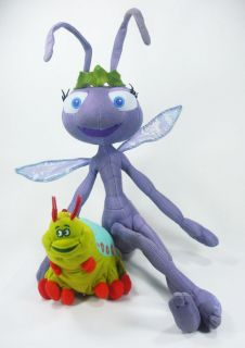 Bugs Life PRINCESS ATTA Applause Heimlich ADPACK STUFFED plushes