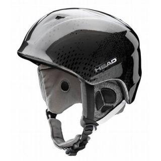 Head Rebel Ski Snowboard Helmet Black Mens Sz XL XXL