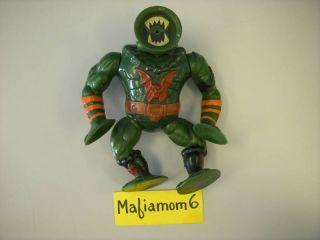 Vintage Leech He Man Action Figure MOTU Mattel 1985