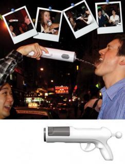 Alcohol Shot Gun New Great Party Gift