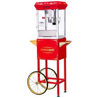 Great Northern Popcorn All Star GNP 800 Popcorn Popper Machine with