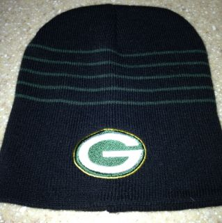 Green Bay Packers NFL Football Beanie Knit Hat