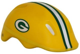 NFL Green Bay Packers CPSC Approved Child Bicycle Bike Helmet CPVC
