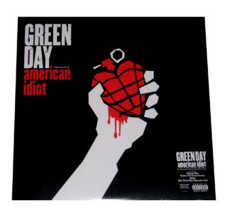 Green Day American Idiot Double 12 Vinyl LP SEALED Mint 180 Gram 180g