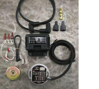 Nightster Sportster Ignition Harley EVO Module Kit Complete