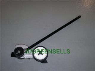 New John Deere Split Boom Straight Shaft Edger