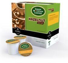 Green Mountain Coffee K Cup, Coffee, Light Roast, Hazelnut, Decaf   18