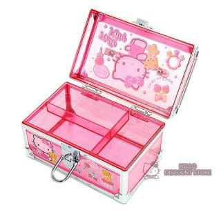 hello kitty jewelry case box multi purpose storage it is perfect for