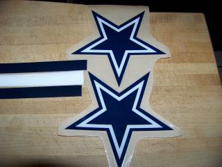 dallas cowboys football hemet decals 20 mil stars and stripes on 3m