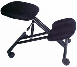 Harwick Deluxe Ergonomic Kneeling Chair NEW